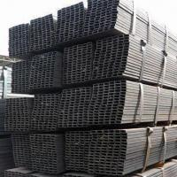 Buy cheap Square tubes, cold drawn, cold rolled, hot rolled, ERW product