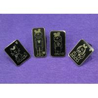Buy cheap Simple Cartoon Hard Enamel Pins Nickle/ Gold Plating For Decoration Customized product