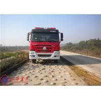 Buy cheap Rotatable Structure Fire Fighting Vehicles Pump Flow 90L/S Max Power 276KW product