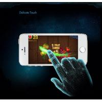 China Waterproof shock adsorption tempered glass screen protector iphone 5 on sale