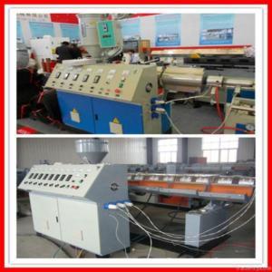 Buy cheap Pa Single Wall Corrugated Pipe Machinery product