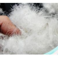 Buy cheap High Grade Safety Raw Quilt Filling Material 80% White Duck Down 20% White Duck Feather product