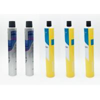 Buy cheap Dyeing Cream Aluminum Squeeze Tubes With Offset Printing Dust Treatment product