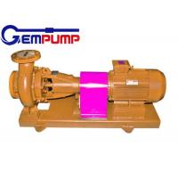 Buy cheap PN ship land Sand Suction Pump blowing sand reclamation 20~105m Head product