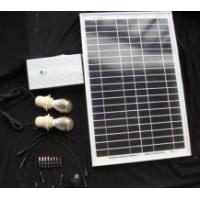 20w dc solar light system can as solar portable charger