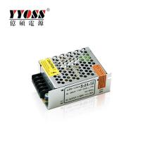 Buy cheap AC DC single output swith mode power supply 5v /12v /24v constant voltage led driver ip20 12w-800w product