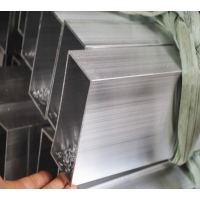 Buy cheap 100mm x 50mm Aluminum Tubing for Industrial Usage 1.6mm Wall Thickness 6063 T5 product