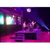Buy cheap P3.91 Indoor Led Video Wall Rental , Led Video Screens SMD2121 For Events product