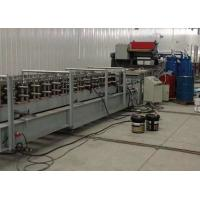 Buy cheap 500mm Coil width 0.4mm—0.8mm thickness PU Sandwich Panels with Hydraulic from wholesalers