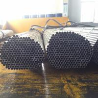 Buy cheap Anti Rust High Strength Steel Tubing , Round Hot Rolled Seamless Steel Pipe product