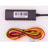 Buy cheap Remote Cut Off Engine Via Relay Car GPS Tracker With Anti - Theft Function product