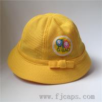 Buy cheap 【FUJUE】wholesale new style customised children hats and caps, bucket hat product