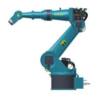 Utility CNC Robot Arm , Spot Robotic Welding Arm For Small Parts Assembly