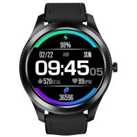 Buy cheap Wireless Charging Nomadic Movement Body Temperature Smartwatch product