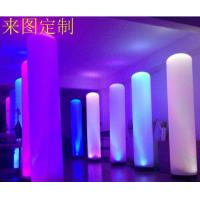 China 0.55mm PVC Custom Inflatable Products , Inflatable Decoration With Led Light on sale
