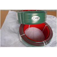Buy cheap Conveyor PU V Belt With Super Grip / Transmission Polyurethane V Belt Top Green PVC product