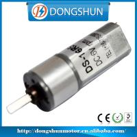 Buy cheap DS-16RS050 Micro DC Gear Motor product