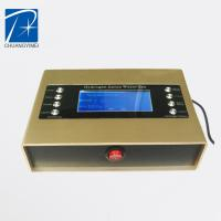 Buy cheap Big LED screen golden color luxury ion cleanse detox foot spa product