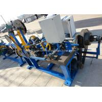 Buy cheap Express Way Twisted Barbed Wire Making Machine For Hot Dipped Galvanized Wire product