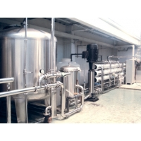 Buy cheap Modified Polypropylene 5000 LPH RO Water Treatment System product