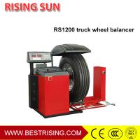 China Self owned truck and car used Intelligent Wheel Balancer for garage on sale