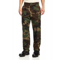 Buy cheap Comfortable Military Cargo Pants Polyester Cotton Wrinkle Resistant product