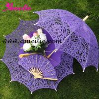 Buy cheap Battenburg Lace parasols product