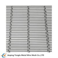 Buy cheap Stainless Steel Cable Mesh Cable pitch: 80mm product