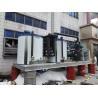 La refrigeración por agua Lier 40T transportó en contenedores la máquina de hielo de la escama con control del PLC