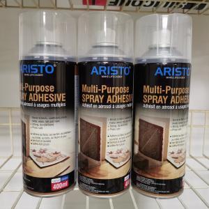 Buy cheap Long Lasting Colorless 500ml Spray Bonding Adhesive FCC product