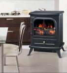 Buy cheap log burning flame electric fires stoves FIREPLACE ND-18D1 chimenea Sentik Milton Estufa product