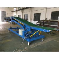 China 20ft and 40ft Container/Truck Loading Conveyor on sale