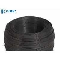 Buy cheap Q195 Steel Binding Wire Coil  Annealed Heating Treatment Easy Handle For Mesh Panel product