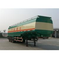 Buy cheap 3 axle 13T Fuwa Brand Oil Tank / Fule Tank / Chemical Liquid Tanker Semi Trailer product