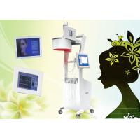 China LED Laser Hair Growth Equipment / Laser Hair Loss Machine touch screen wholesale