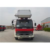 Buy cheap 138KW Power Aerial Ladder Fire Truck Hydraulic Pump Max Pressure 35Mpa product