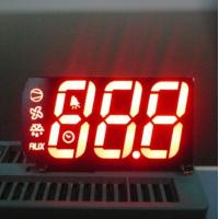 Buy cheap Custom LED Display , Triple Digit 7 Segment Led Display For Cooling Control product