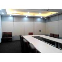 Buy cheap Multi Function Sliding Panel Room Divider High Performance Reinforced product