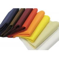 China Eco Friendly PP Spunbond Nonwoven Fabric Waterproof colors for apparel on sale