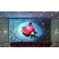 Quality Slim Full Color Rgb Led Video Curtain / P6 Led Display Module Waterproof for sale
