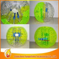China Elasticity Bubble Soccer Football , personalized bubble soccer equipment rental on sale