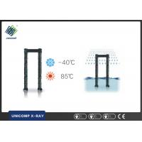 Buy cheap Multi-zone Security Portable Walk Through Metal Detector 8 ,16 , 24 detection zones from wholesalers