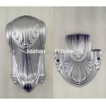 Plastic Casket Accessories Casket Hardware Corner 26# Funeral Decorative , for sale