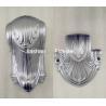 Plastic Casket Accessories Casket Hardware Corner 26# Funeral Decorative , Coffin Corner for sale