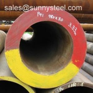 Buy cheap Tuyauterie de mur épais et tuyau en acier, tubes lourds d'épaisseur de paroi product