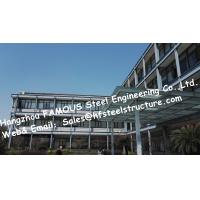 China Prefabricated Multi-storey Steel Building Construction Residential Apartment Buildings wholesale