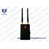 Buy cheap 100 Meters Car Remote Control Jammer Portable High Power 315MHz 433MHz from wholesalers