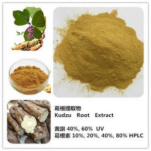 Buy cheap Natural Kudzu Root/Kudzu Root powder/pueraria mirifica extract powder/Kudzu Root Extract product