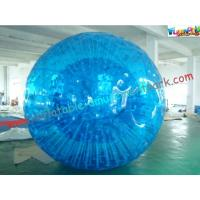 China Colorful Land Zorb Ball , Grass Zorb Ball , Inflatable Zorb Ball for Childrens and Adults on sale