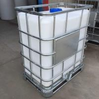 Buy cheap 500Lliter (130gallon) IBC tank type 5mm thickness  rotomoulding Plastic water tank container for chemical transporting product
